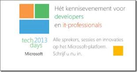 techdays2013nl